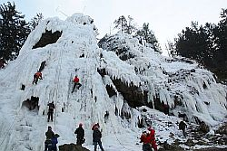 Ice Climbing Test Day 2015