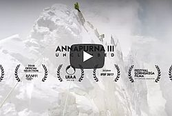 Film Annapurna III David Lama
